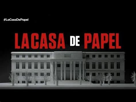 Descargar La Casa de Papel Completa   Mega   Netflix   YouTube