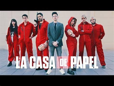 Descargar La casa de papel Temporada 1 Completa Castell ...
