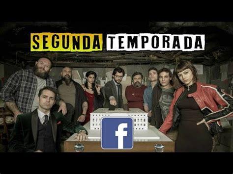 Descargar La Casa De Papel Temporada 2 HD   Español Cas ...