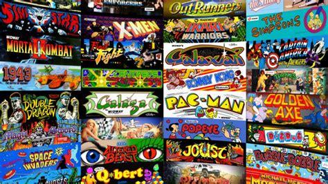 Descargar MAME Gratis, Emulador de Maquinas Arcade