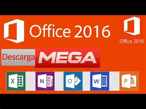 Descargar Microsoft Office 2016 Español para Windows Full ...