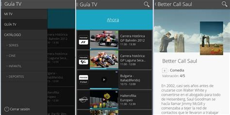 Descargar Movistar TV para Android