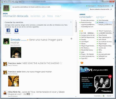 descargar msn en espanol descargar windows live messenger ...
