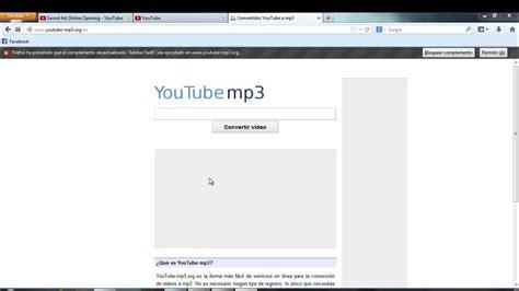 Descargar Música Convertidor Youtube!   YouTube