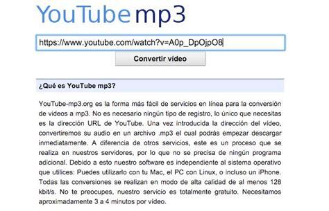 Descargar música de YouTube para Mac gratis
