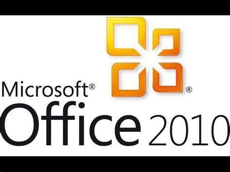 Descargar Office 2010 full español con licencia serial ...