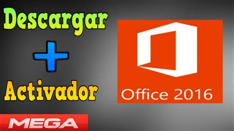 Descargar Office 2016 FULL Español [MEGA] para Windows 10 ...