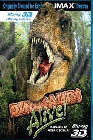 Descargar Película  Dinosaurios Alive  3D   por Torrent
