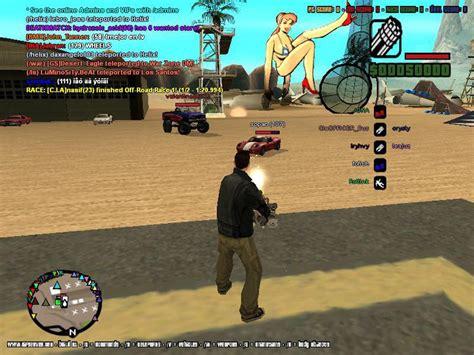 Descargar San Andreas Multiplayer 0.3.7 para PC - Gratis