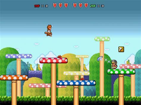 Descargar Super Mario Bros X Gratis