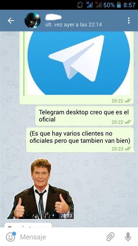 Descargar Telegram Messenger (Gratis) 2018 - SosVirus