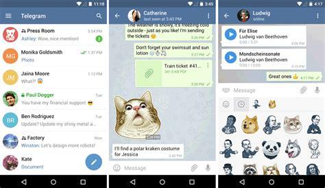 Descargar Telegram para Android e iPhone Gratis