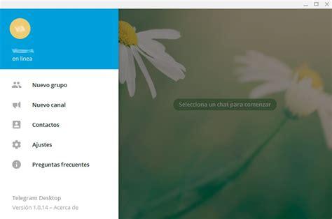 Descargar Telegram para PC portable - Vozidea.com