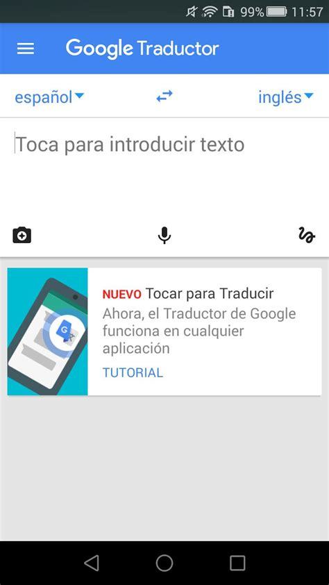 Descargar Traductor de Google 5.18.0 Android - APK Gratis ...