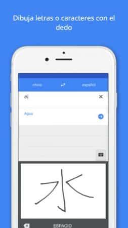 Descargar Traductor de Google para iPhone