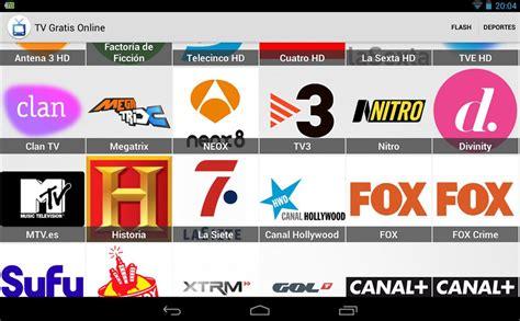 Descargar TV Gratis Online 3.1 para Android - APK Gratis ...