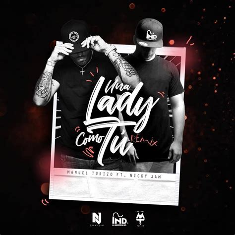 Descargar: Una Lady Como Tu (Official Remix) - FlowBig.Net