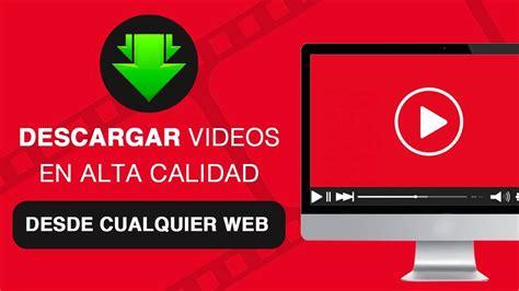 Descargar VIDEOS de CUALQUIER Página Web con Google Chrome ...