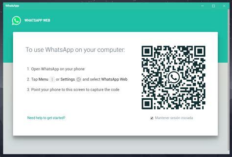 Descargar WhatsApp para Windows 10 | TecnoWasap