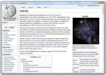 Descargar Wikipedia Para Web