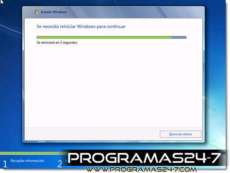 Descargar Windows 7 Todo En 1  ISO Original   Español ...