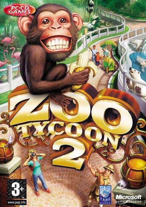Descargar Zoo Tycoon 2 + Expansiones [PC] [Portable] [1 ...