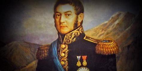 Descendiente de la esposa de San Martín: