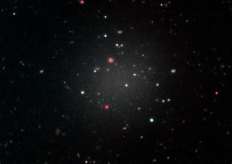 Descubierta la primera galaxia sin materia oscura ...