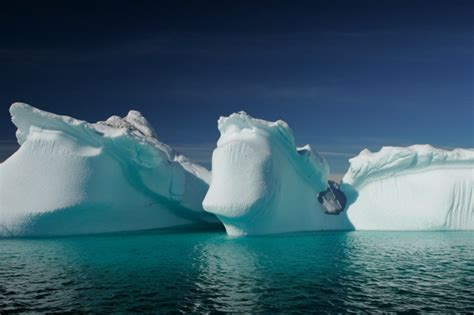 Descubierto en Groenlandia un almacén de agua que nunca se ...