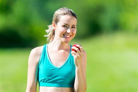 Descubra o que comer antes de correr