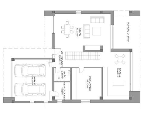 Descubre Casa unifamiliar moderna CASA LUX ...
