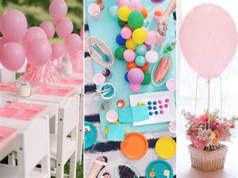 Descubre cómo decorar con globos con estas fantásticas ideas