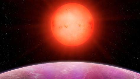 Descubren un  planeta monstruo , similar a Júpiter   Tiempo