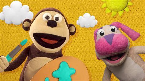 Descubriendo los colores canción | Mono Bubba y sus Amigos ...