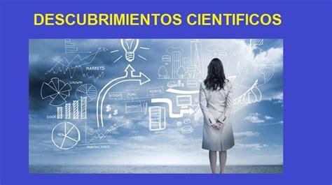 Descubrimientos Cientificos Edad Moderna. Los Mas ...