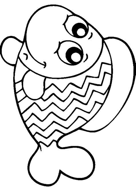Desenhos de peixes para colorir   Desenhos de peixes para ...