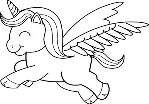 Desenhos de Unicórnios Para Imprimir e Colorir   Animais ...