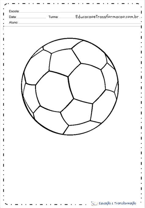Desenhos para colorir Copa do Mundo 2018 - Bola – Educação ...