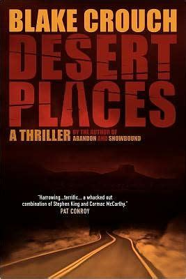Desert Places by Blake Crouch, Paperback | Barnes & Noble®