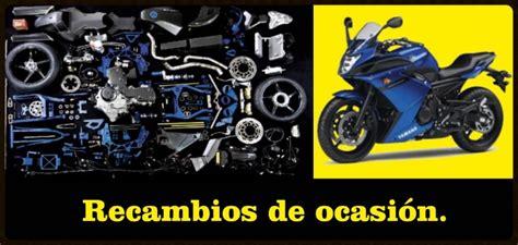 DESGUACE MOTOS BARCELONA | Desguaces de motos online ...