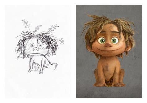 Designing the World of The Good Dinosaur and Animating Its ...