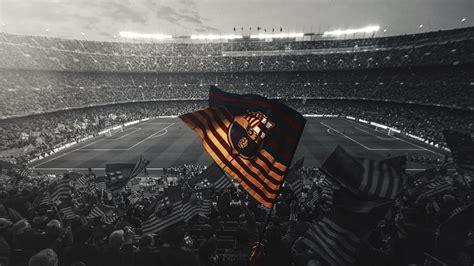 Desktop Wallpaper   FC Barcelona by enihal on DeviantArt