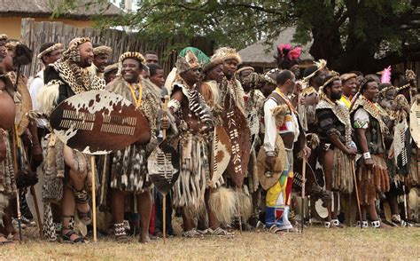Despite South African 'boycott' call, Zulu king to visit ...