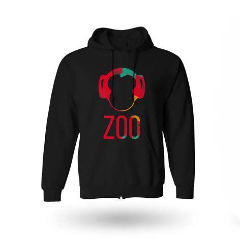 Dessuadora Raval Colors Negra – Zoo Posse