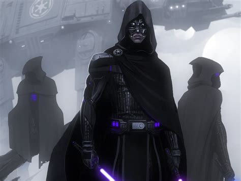 Details about New Characters in Star Wars: Episode 7 ...