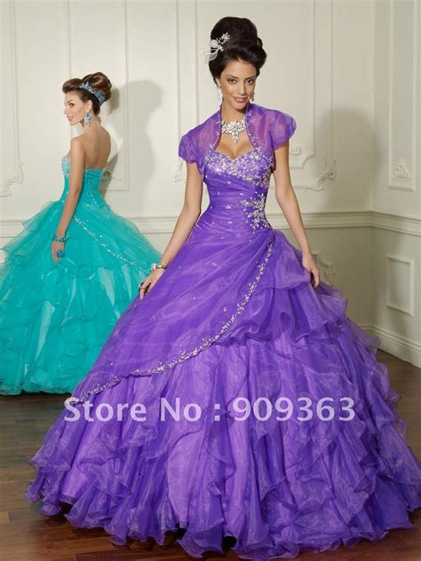Details about Purple Quinceanera Dresses | Stylish Dress