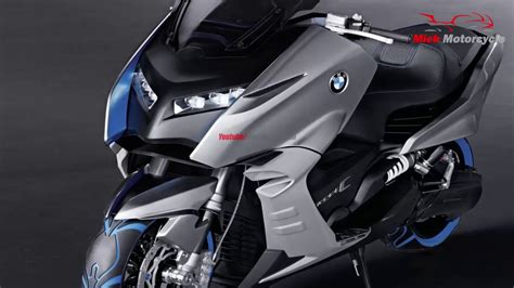 details BMW Maxi scooter new model 2019 | 2019 BMW Concet ...