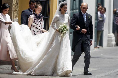 Detalles de la boda real en Perú | People en Español