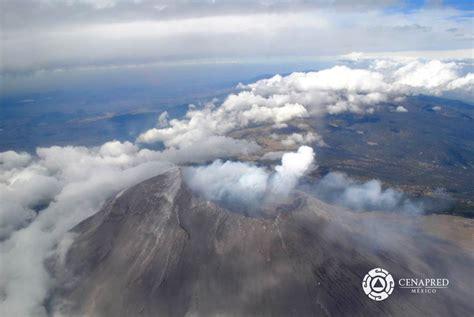 Detecta Cenapred nuevo domo en el volcán Popocatépetl ...