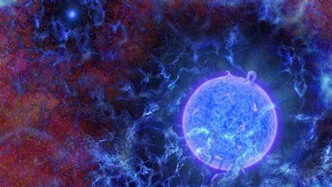 Detectadas las primeras estrellas del Universo
